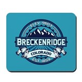 Breckenridge Ice Mousepad