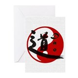 Dao Greeting Cards (Pk of 10)