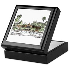 Botanical Keepsake Box