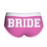 Bride Women's Boy Brief