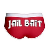 Unique Jails Women's Boy Brief