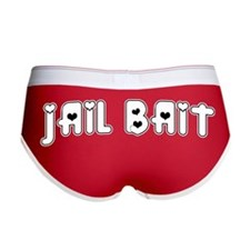 Cute Jailbait Women's Boy Brief