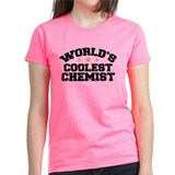 World's Coolest Chemist Tee