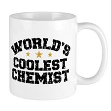 World's Coolest Chemist Mug