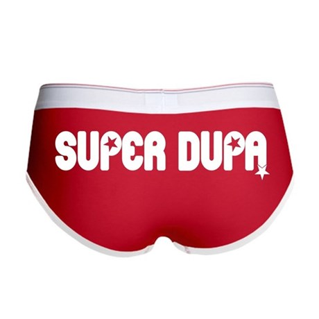 Super Dupa Women's Boy Brief
