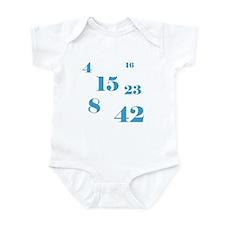 4 8 15 16 23 42 Infant Bodysuit