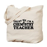 Chemistry Teacher Tote Bag