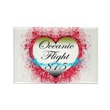 Oceanic Flight 815 Rectangle Magnet (10 pack)