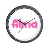 """Alma"" Wall Clock"