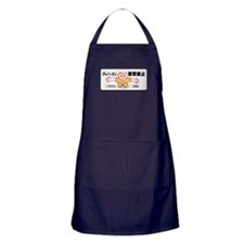 Don't Park Your Bike, Japan Apron (dark)