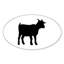 Goat Decal