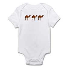 Camels Infant Bodysuit
