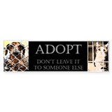Adoption -  Bumper Sticker