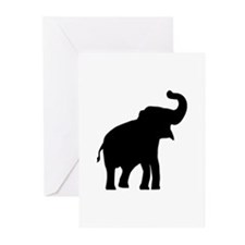 Elephant Greeting Cards (Pk of 10)