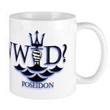 What Would Poseidon Do? Small Mug