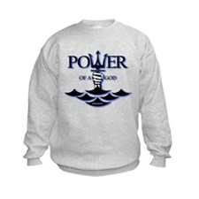Power of Poseidon Sweatshirt