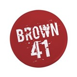 "Scott Brown 41 3.5"" Button"