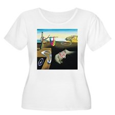 Dali Perspective Peace T-Shirt