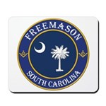 South Carolina Masons Mousepad