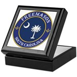 South Carolina Masons Keepsake Box