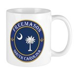South Carolina Masons Mug