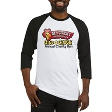 Mr. Cluck Charity Baseball Jersey