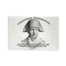 Napoleon Bonaparte 02 Rectangle Magnet