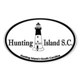 Hunting Island SC Decal