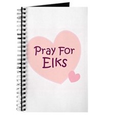 Pray For Elks Journal