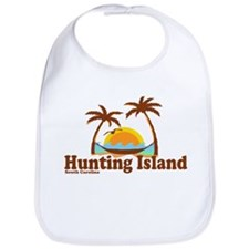 Hunting Island - Beach Design Bib