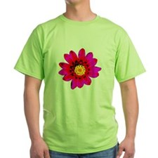 Pink Red Pop art Flower T-Shirt
