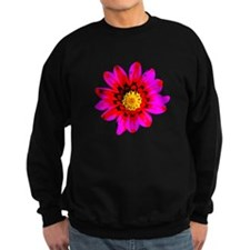 Pink Red Pop art Flower Sweatshirt