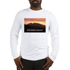 Long Sleeve Monterrey Mexico T-Shirt