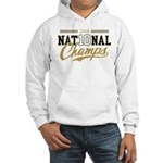2010 National Champs Hooded Sweatshirt
