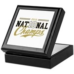 2010 National Champs Keepsake Box