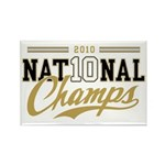 2010 National Champs Rectangle Magnet (100 pack)