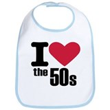 I love the 50's Bib