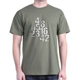 Eroded LOST Numbers T-Shirt