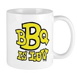 BBQ is Luv Coffee Mug