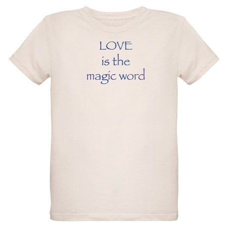 Magic Word Organic Kids T-Shirt