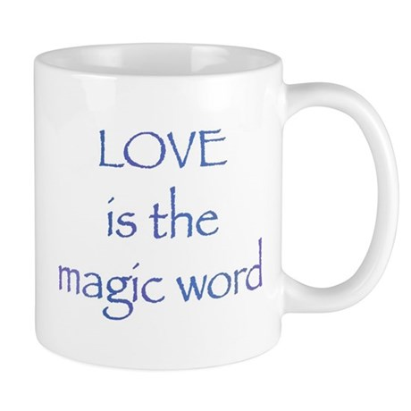 Magic Word Coffee Mug