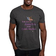 Now Speak English T-Shirt