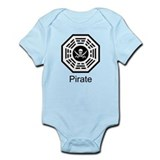 Dharma Pirate Infant Bodysuit