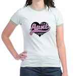 New Aunt Twins Jr. Ringer T-Shirt