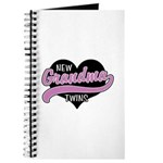 New Grandma Twins Journal