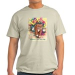 Blame it on the Dog Ash Grey T-Shirt
