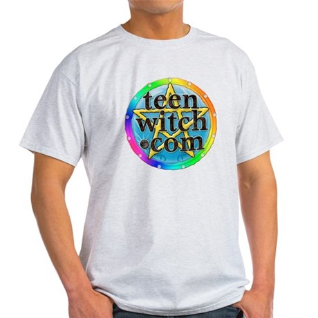 TeenWitch.com Light T-Shirt