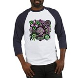 Lost TV Dharma Orchid Baseball Jersey