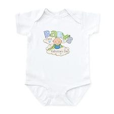 Baby's 1st Valentines Day (bo Infant Bodysuit