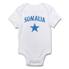 Somalia English Infant Bodysuit